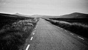 Long road traveled
