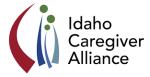 Idaho Caregiver Alliance Logo.