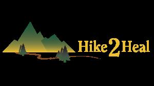 Hike 2 Heal Logo.