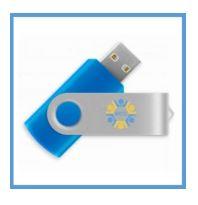 image of My Data Diary thumb drive