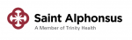 Saint Alphonsus Logo.