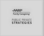 AARP Family Caregiving Logo.