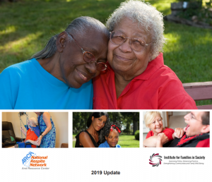 image of cover of 2019 ARCH respite Medicaid update