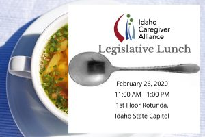 2020 Legislative Lunch Invitation