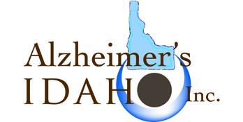 Alzheimer's Idaho Inc. logo