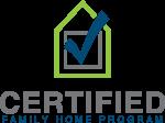 Certified Family Home Program logo