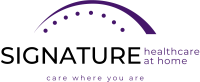 Signature Healthcare at Home logo