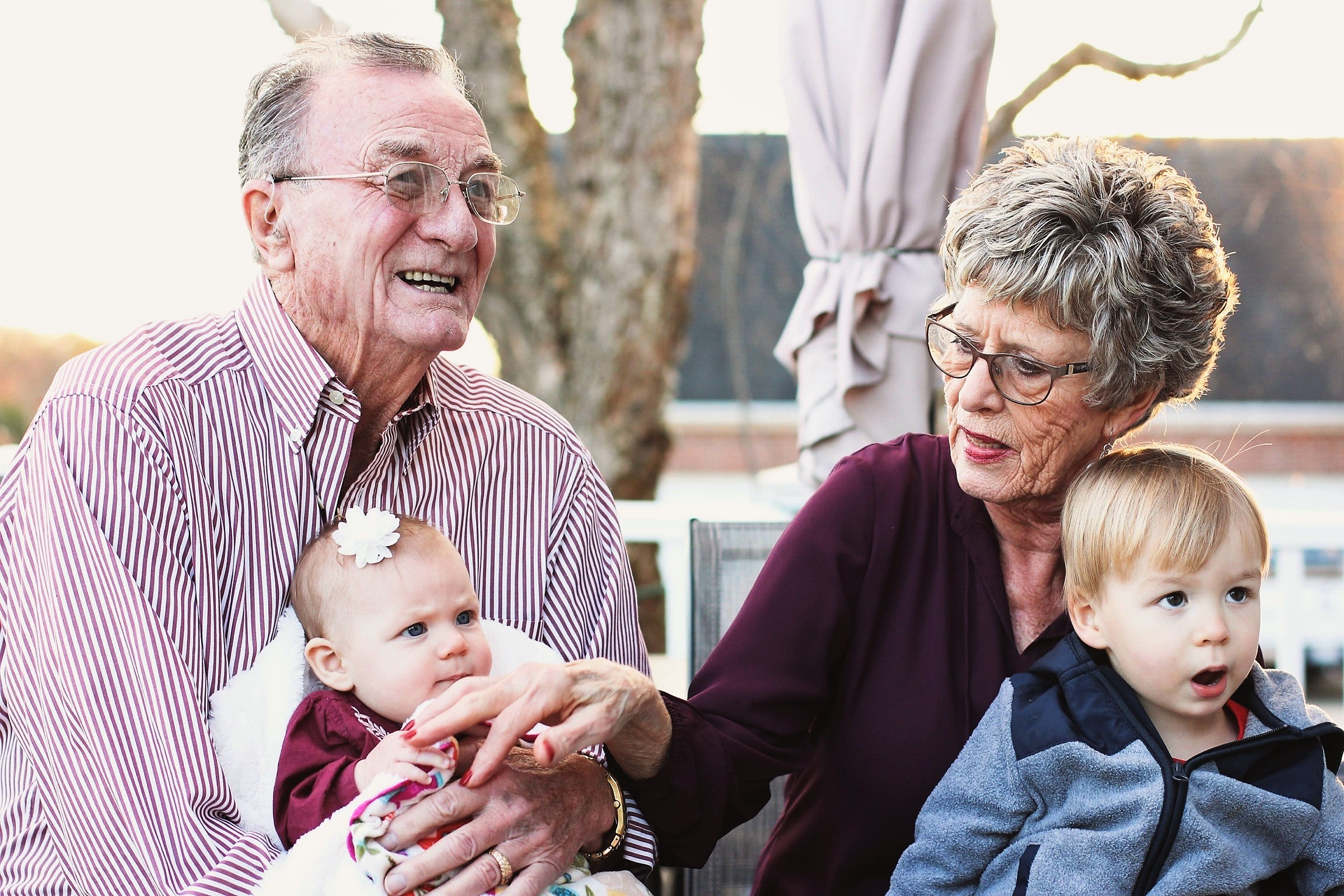 Are You a Grandparent or Relative Raising a Child?