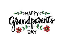Happy Grandparents Day graphic