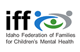 ID families and children's mental health logo