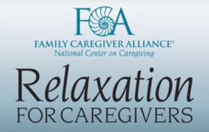 Relaxation for caregivers logo