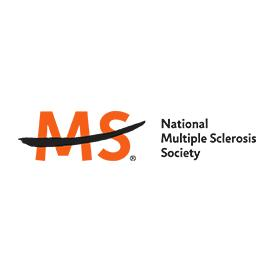 MS Society logo.