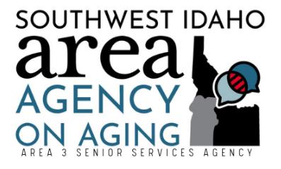 SW Area Agency on Aging Logo.