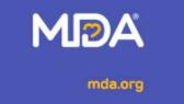 MDA logo.