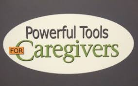 Powerful Tools for Caregivers Logo.