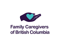 Family Caregivers of BC logo.