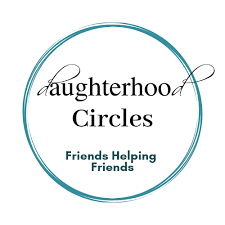 Daughterhood Circles logo.