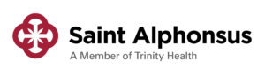 St Alphonsus Logo