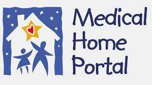 Medical Home Portal logo.