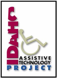 Idaho Assistive Technology Project logo.