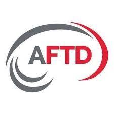 AFTD logo.