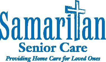 Samaritan Senior Care logo.