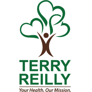Terry Reilly logo.