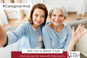 Celebrating #CaregiverAnd for November