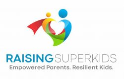 Raising Superkids Logo